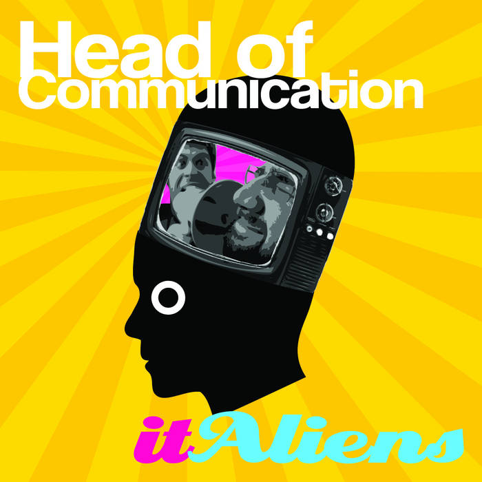 itAliens (EP) cover art