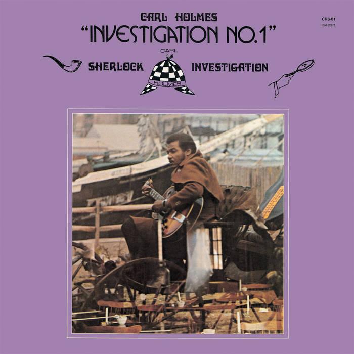 Investigation No.1 cover art