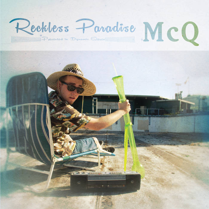 Reckless Paradise cover art