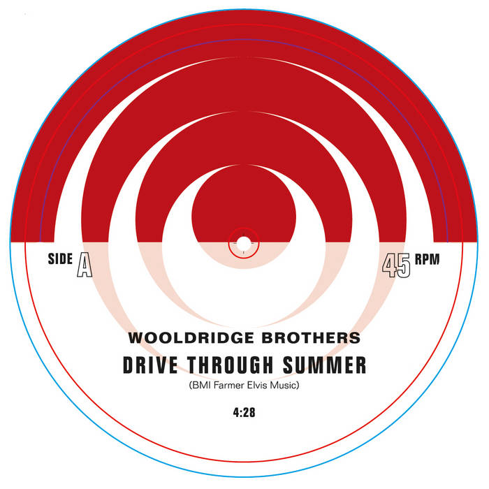 Drive Through Summer - Single cover art