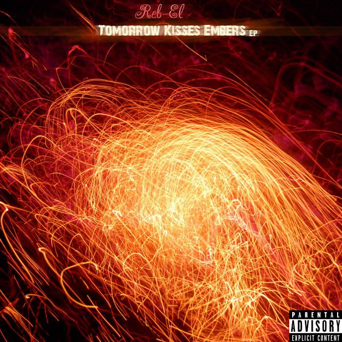 Tomorrow Kisses Embers (EP) cover art
