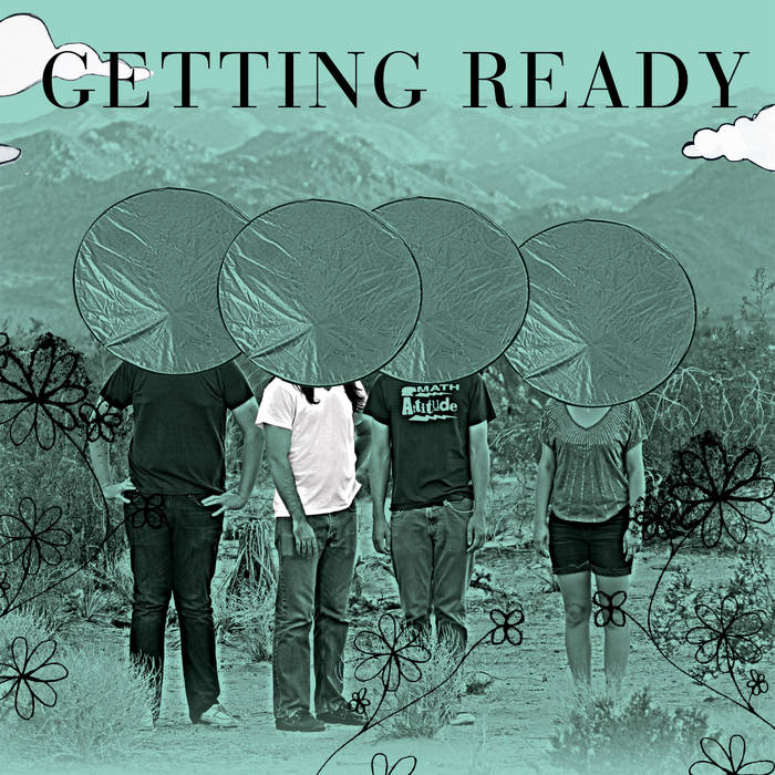 Getting Ready EP cover art