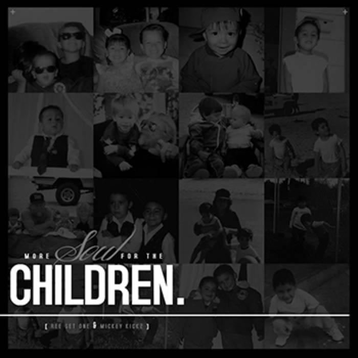 More Soul For The Children. cover art