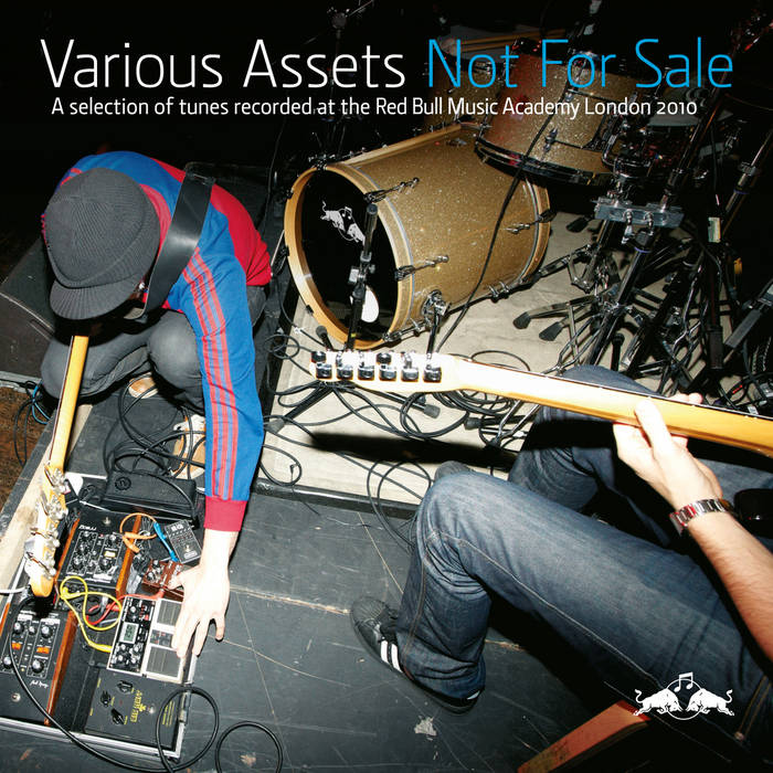 Various Assets - Not For Sale: Red Bull Music Academy London 2010 cover art