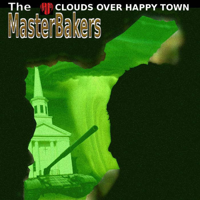 Clouds Over Happy Town cover art