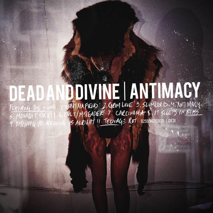 Antimacy cover art