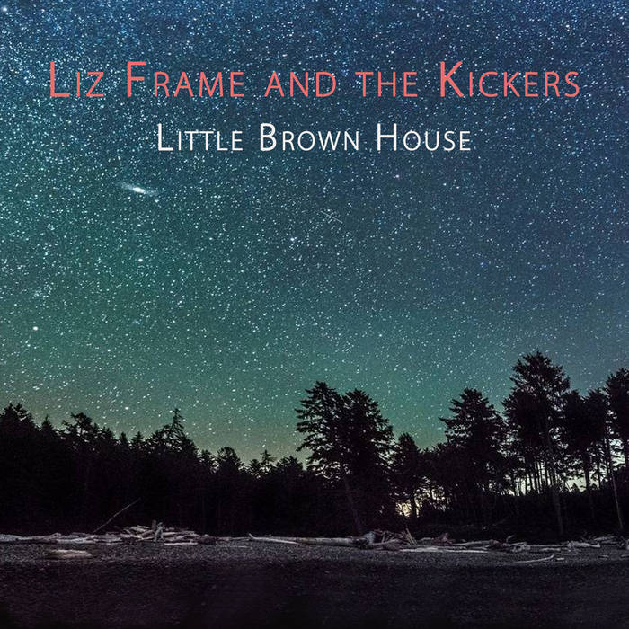 Little Brown House cover art