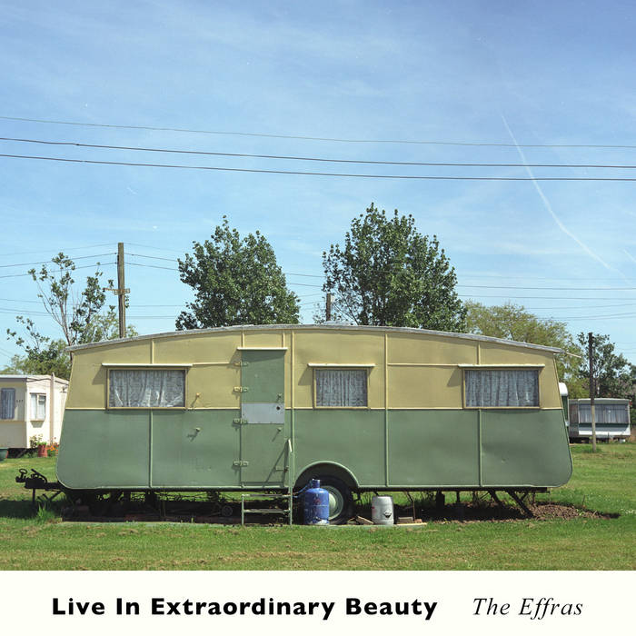 Live In Extraordinary Beauty cover art