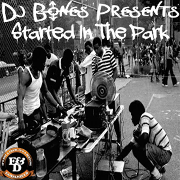 Started In The Park cover art