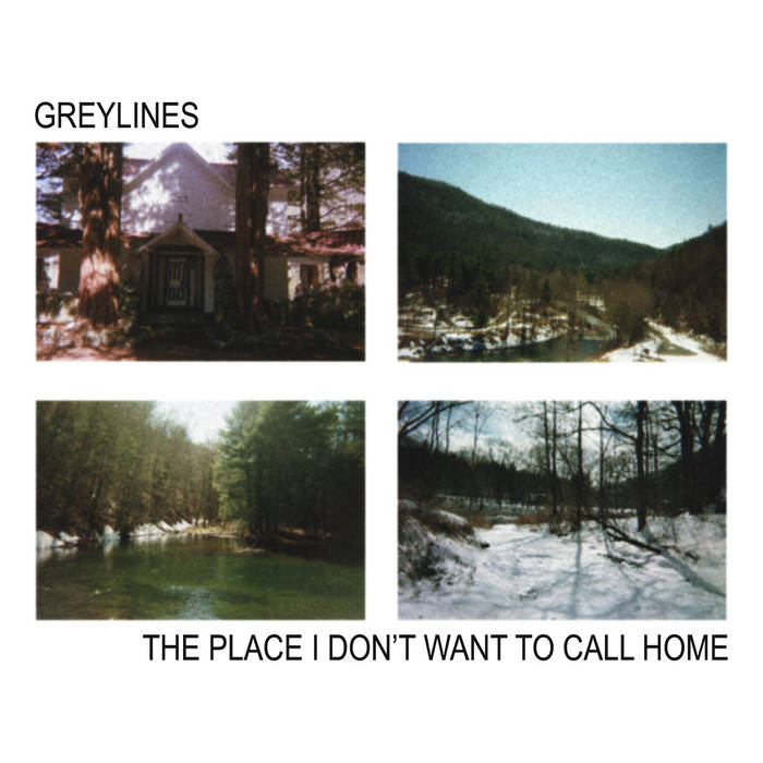 The Place I Don't Want To Call Home cover art