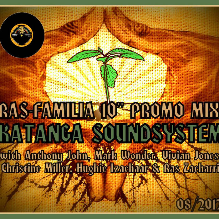 Ras-Familia 10'' Promo Mixtape cover art