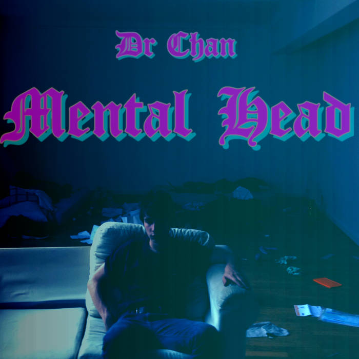 MENTAL DHEAD LP cover art