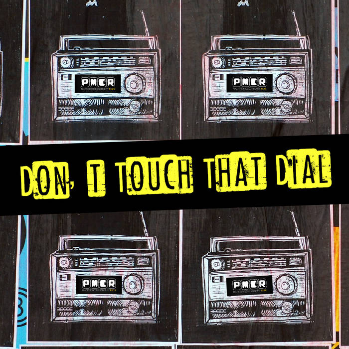 Don't Touch That Dial cover art