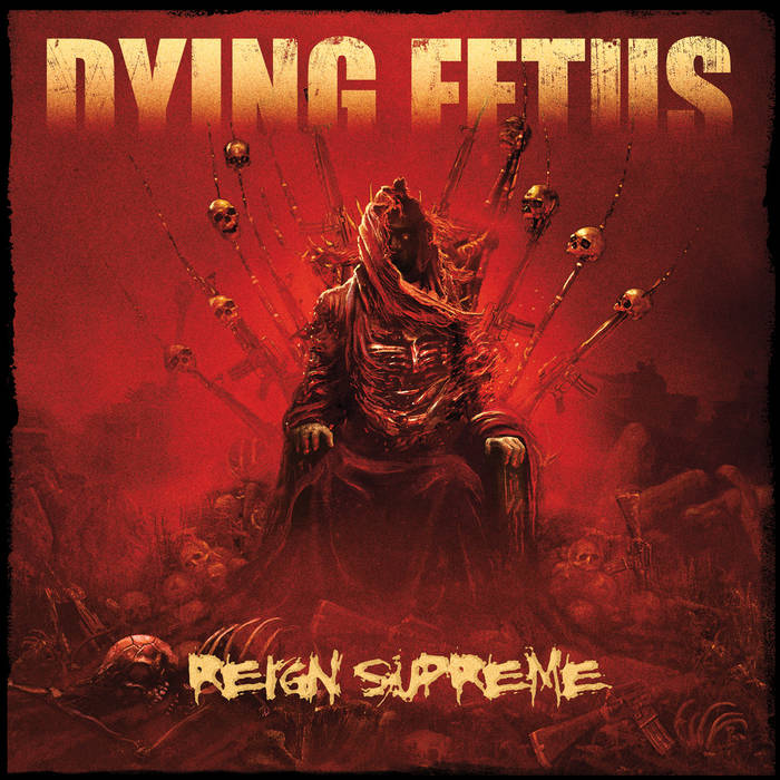 Reign Supreme (Deluxe Edition) cover art
