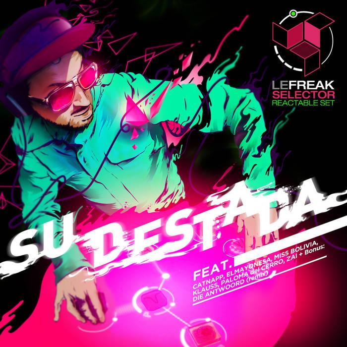 SUDESTADA - LP cover art