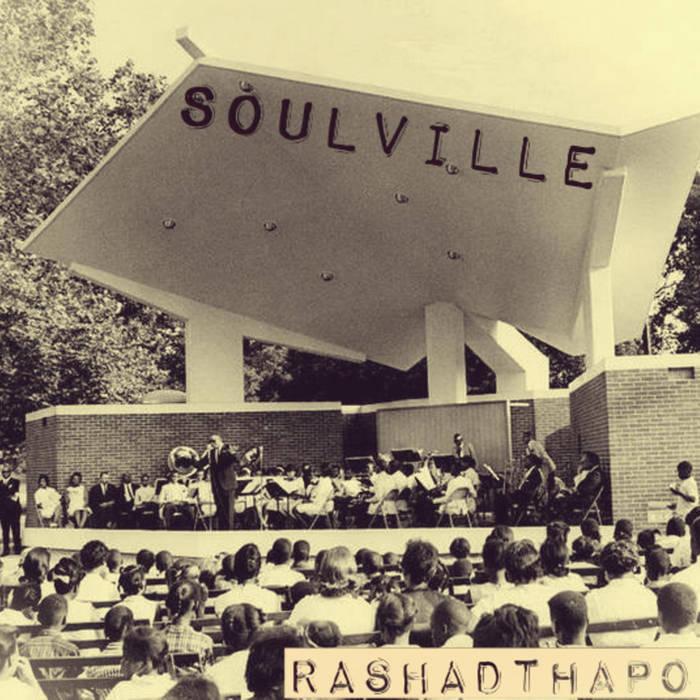 Soulville cover art
