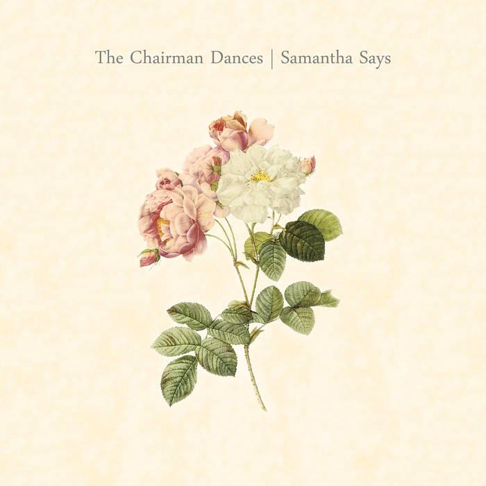 Samantha Says cover art