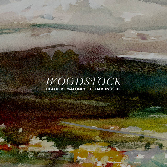 Woodstock cover art