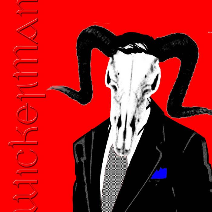 WickerMan (+3 remixes) cover art