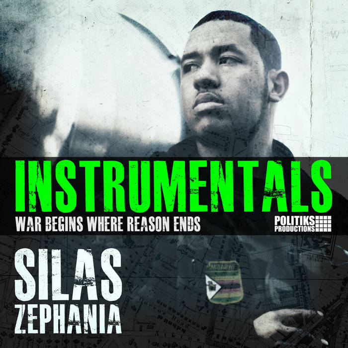 War Begins Where Reason Ends (Instrumentals) cover art