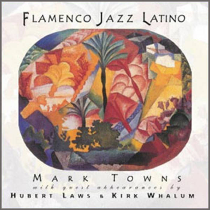 Flamenco Jazz Latino cover art