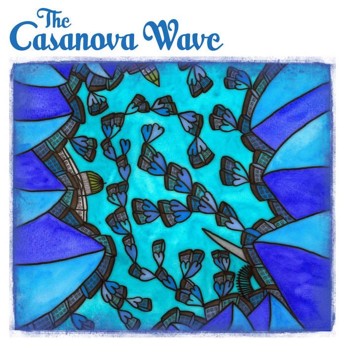 The Casanova Wave EP cover art