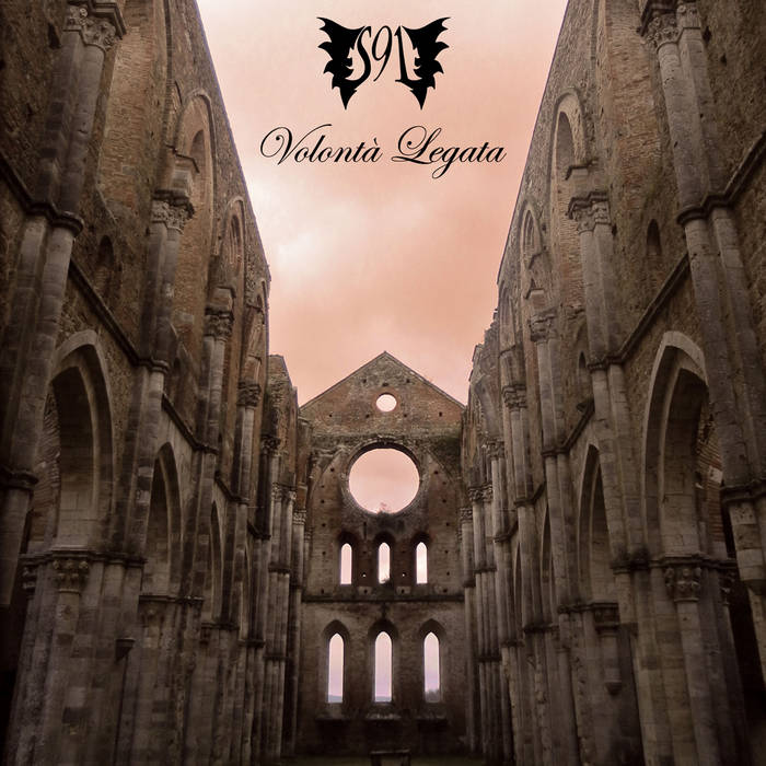 Volontà legata cover art