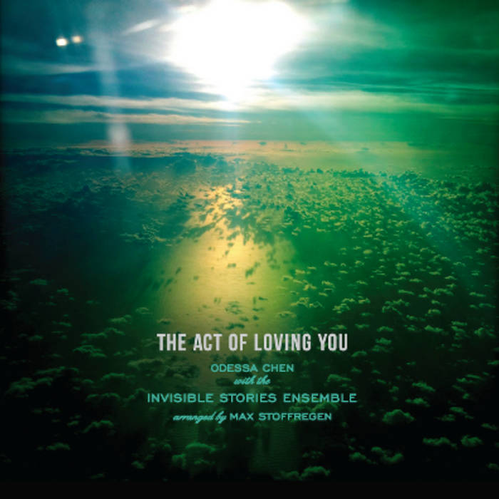 The Act of Loving You cover art