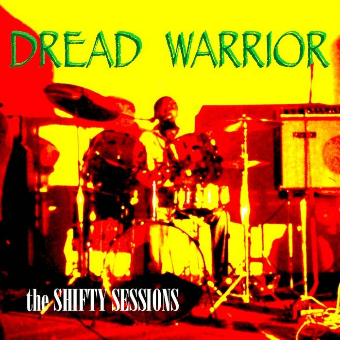 The Shifty Sessions cover art