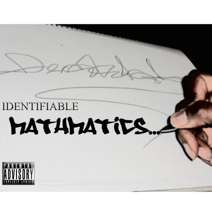 Amin: Identifiable Math-matics cover art