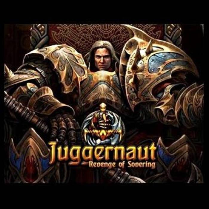 Juggernaut: Revenge of Sovering (Score) cover art