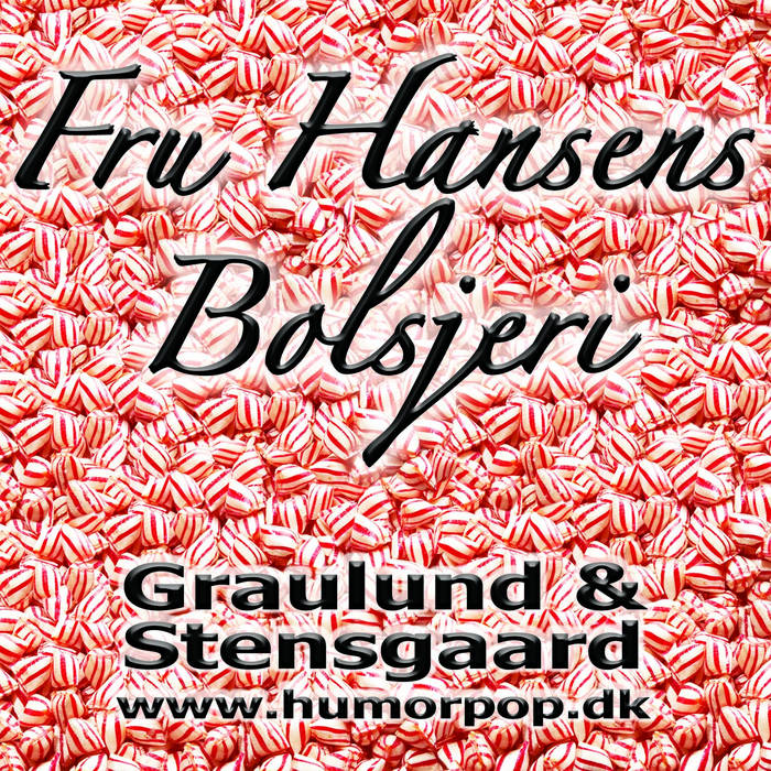 Fru Hansens Bolsjeri (demo) cover art