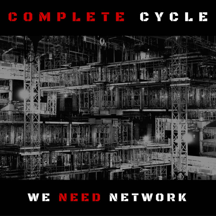 We Need Network cover art
