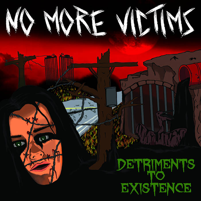 Detriments To Existence cover art