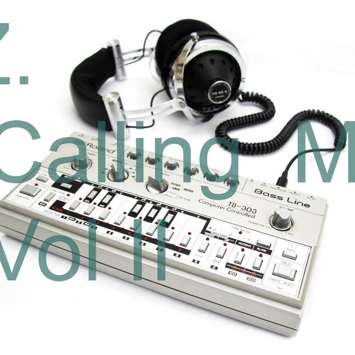 Calling Me I.Z. Vol II cover art
