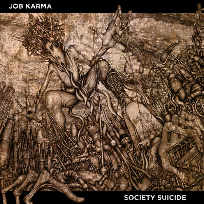 SOCIETY SUICIDE cover art