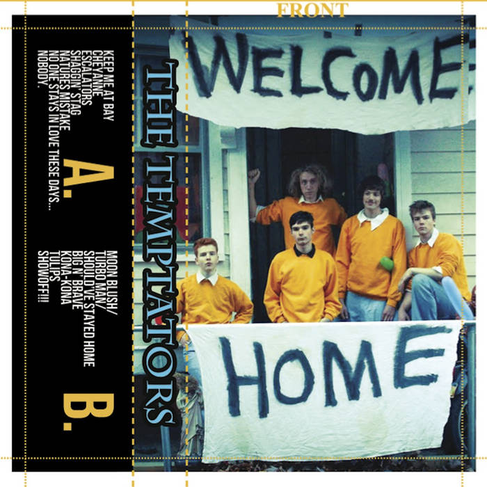 """""""Welcome Home"""" cover art"""