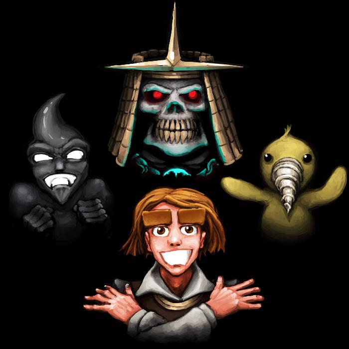 Dungeons of Dredmor Soundtrack cover art
