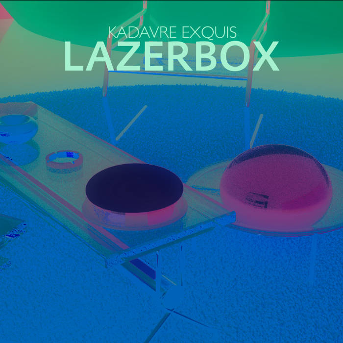 Lazerbox EP cover art