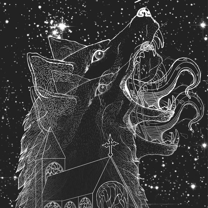 Lunar Love / Burn Your Church cover art