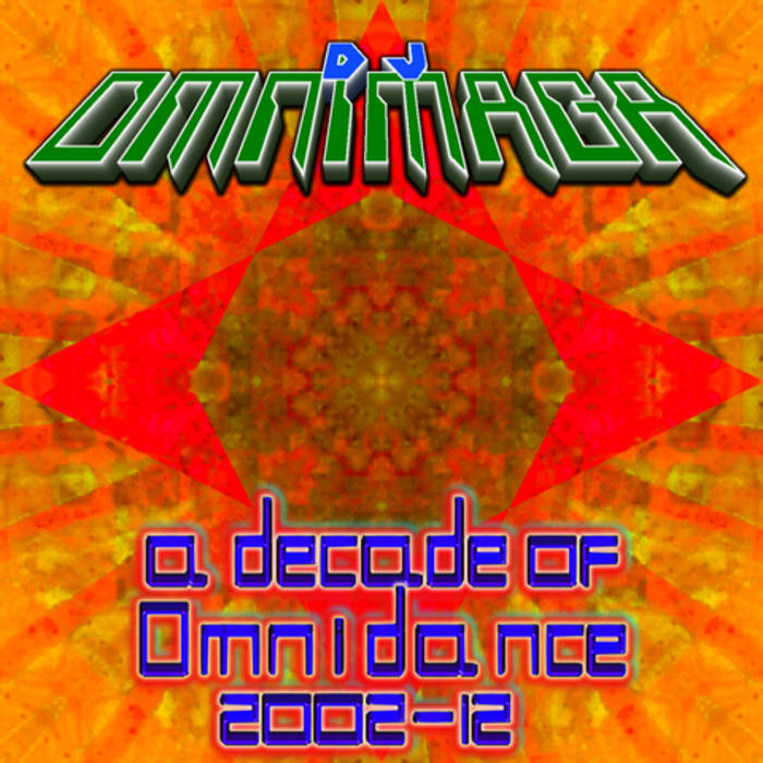 A Decade of Omni Dance (2002-12) cover art