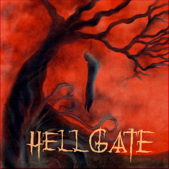 HELLGATE (EP) cover art