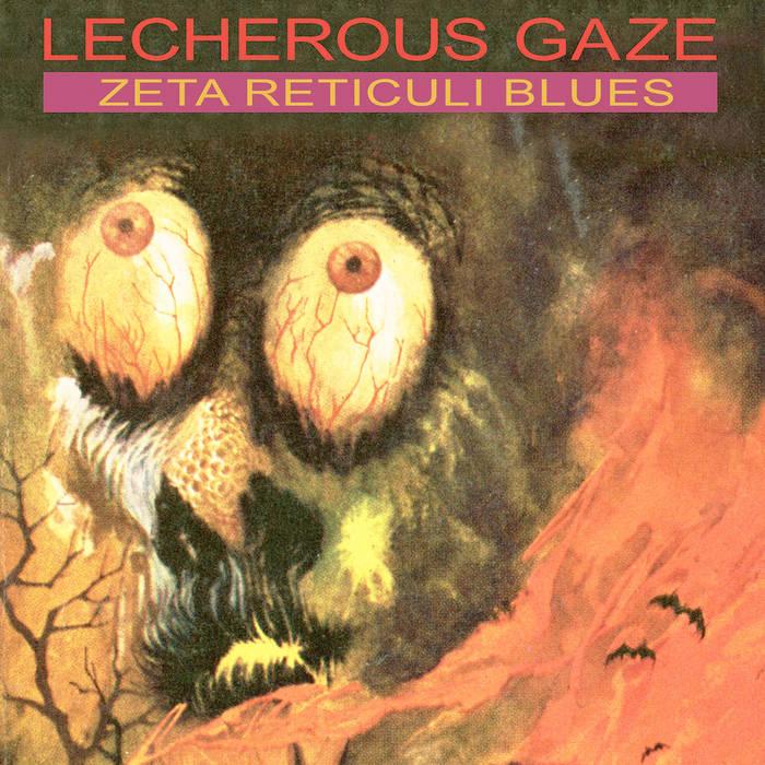 Zeta Reticuli Blues cover art
