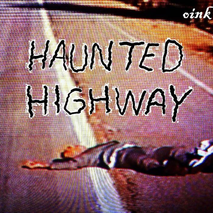 Haunted Highway cover art