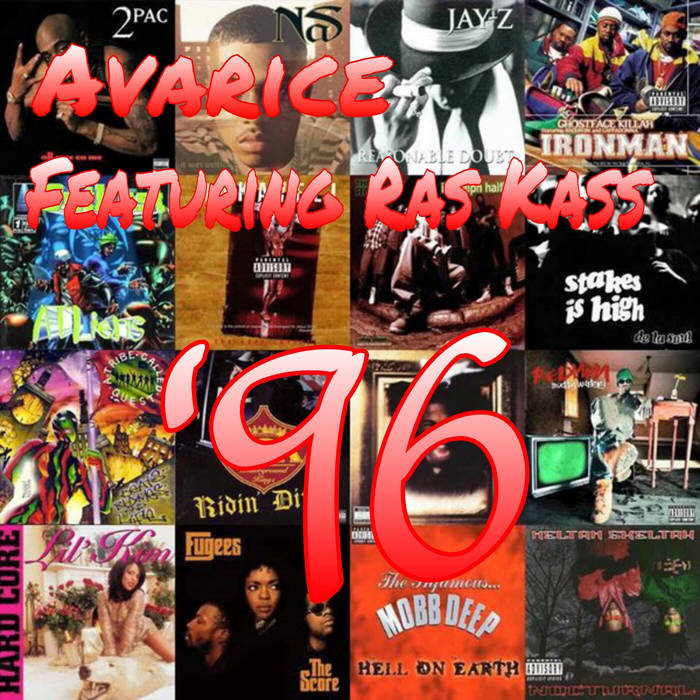 96(Quadriplegic Centipedes) feat. Ras Kass cover art