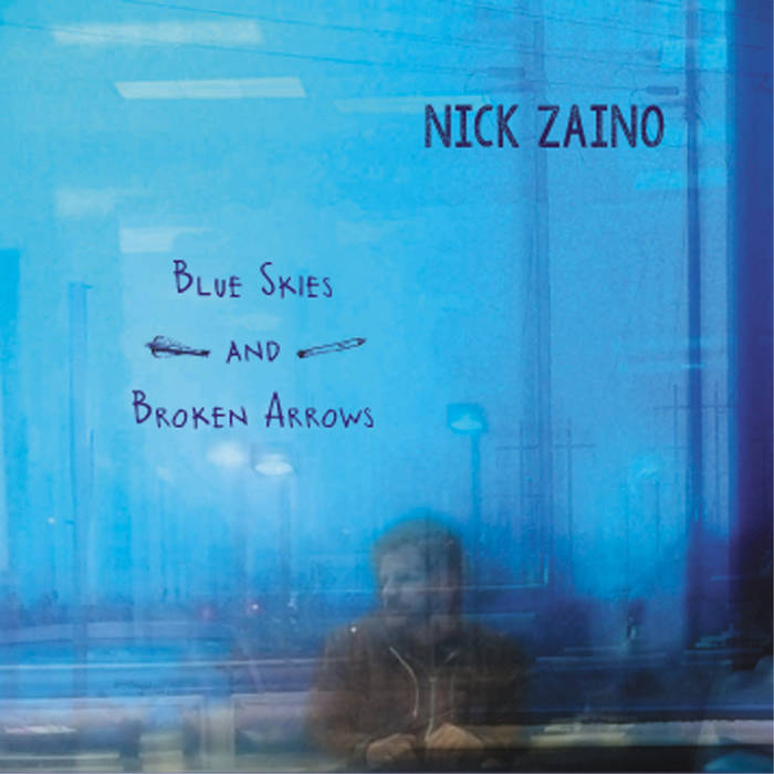 Blue Skies and Broken Arrows cover art