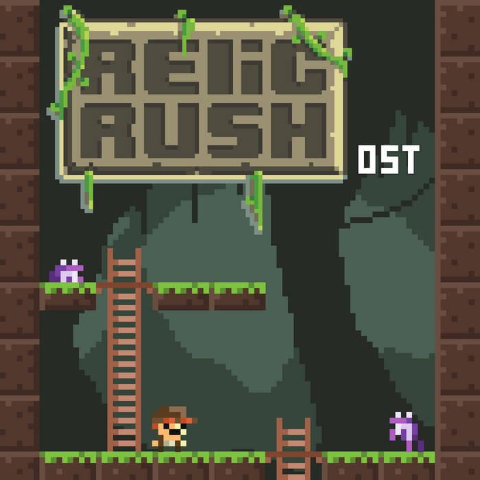 Relic Rush OST cover art