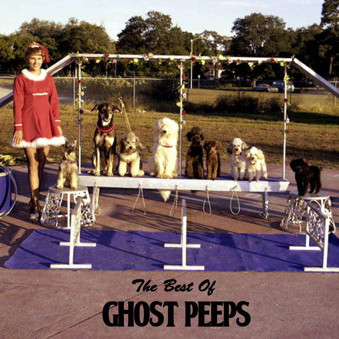 The Best of Ghost Peeps cover art