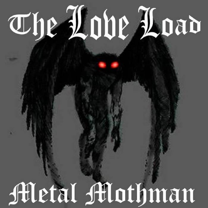 Metal Mothman cover art
