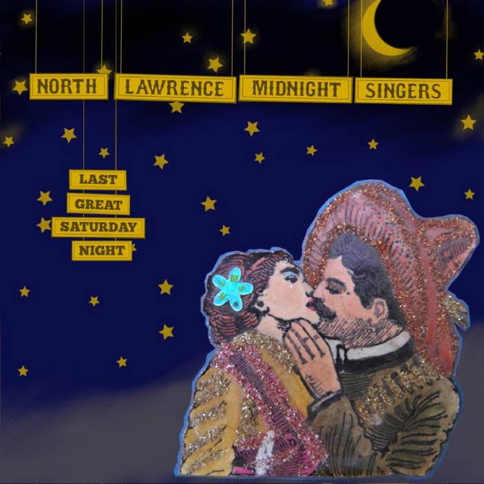 Last Great Saturday Night cover art